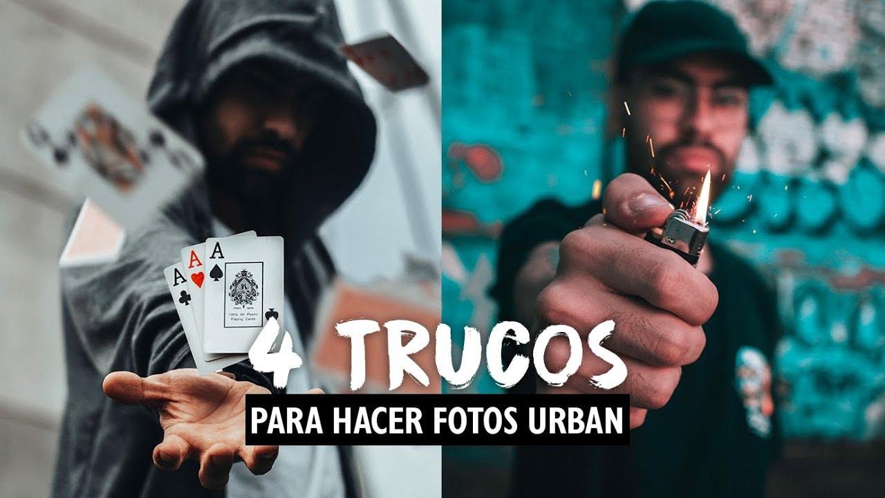 💥4 TRUCOS para HACER FOTOS URBANAS | SESIÓN DE FOTOS URBANA/URBEX