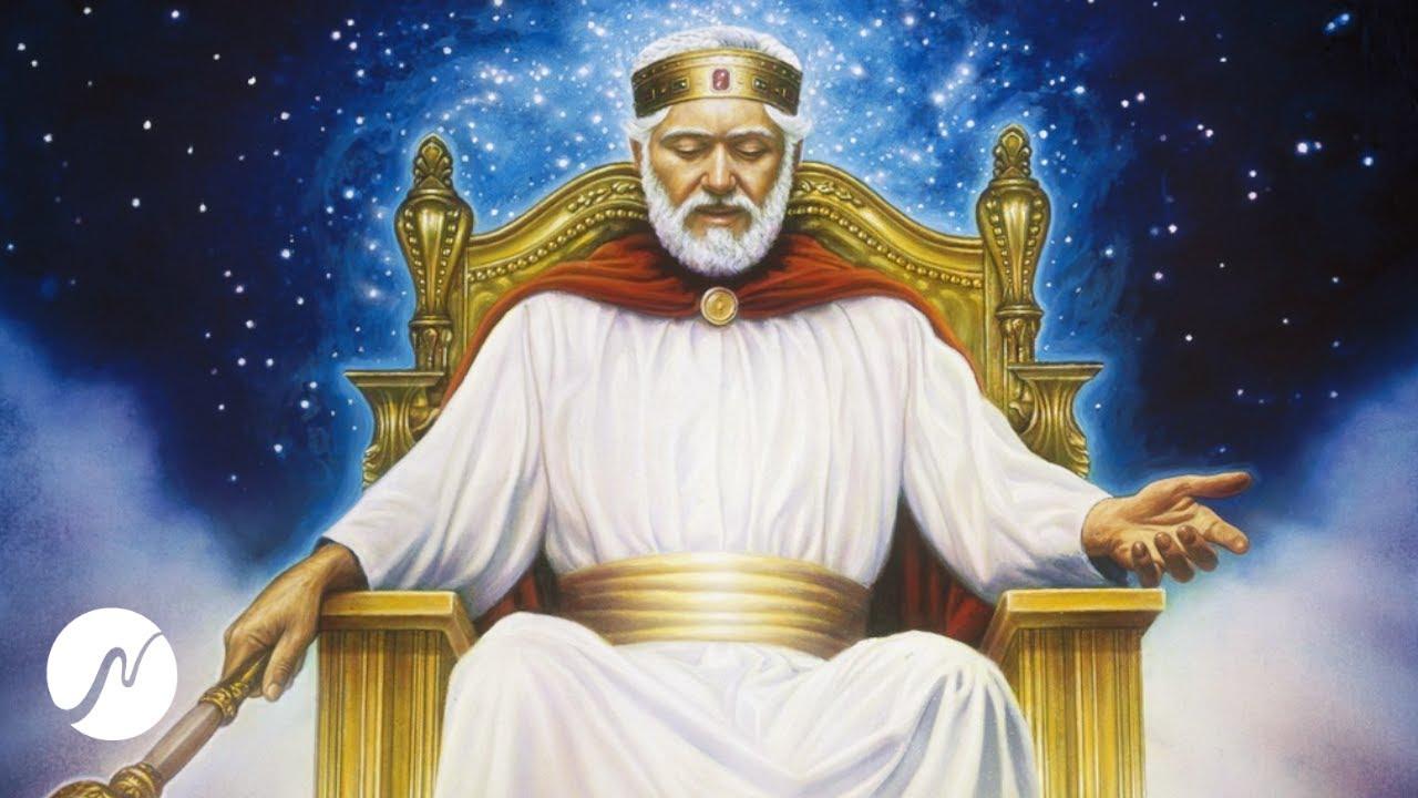 LA FRECUENCIA DE DIOS – Disolver creencias negativas – Frecuencia de solfeo de 963 Hz