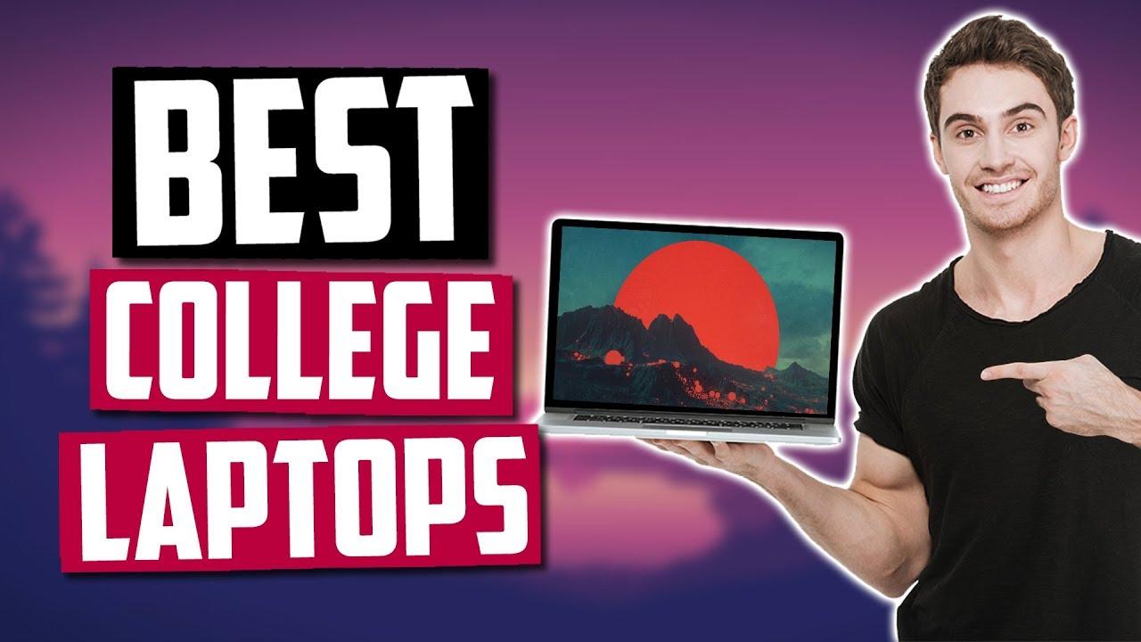 Las mejores computadoras portátiles de la universidad en 2020 [Las 5 mejores elecciones para estudiantes]