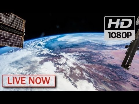 MIRE AHORA: NASA Earth From Space (HDVR) ♥ ISS LIVE FEED # AstronomyDay2018 | ¡Suscríbase ahora!