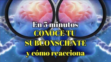 CONOCE TU SUBCONSCIENTE y CÓMO REACCIONA en tan solo 5 MINUTOS-Conny Méndez
