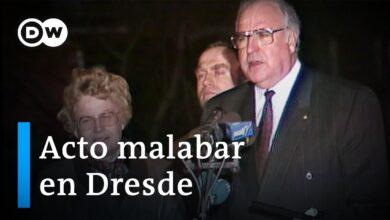 El discurso de Helmut Kohl y la Reunificación alemana | DW Documental