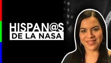 Hispan@s de la NASA   Yaireska Collado Vega