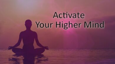 Activa tu mente superior, libera tu potencial, autoconciencia, meditación, curación