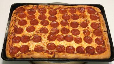 Pizza 🍕 casera deliciosa la mejor pizza que puedes hacer casera