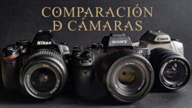📷 COMPARACIÓN de CÁMARAS FOTOGRÁFICAS   🔥 Introducción a la FOTOGRAFÍA