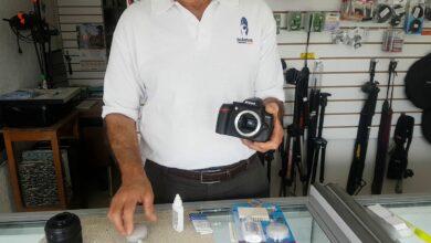 El mejor Kit de limpieza para camaras fotográficas #Como limpiar los lentes