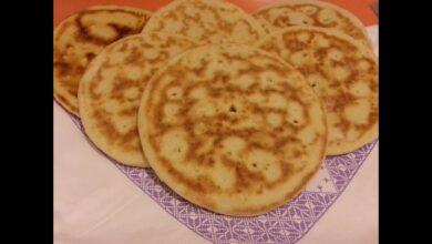El arte de la cocina árabe – ( Jobz Makla – خبز المقلة) Pan casero Marroquí