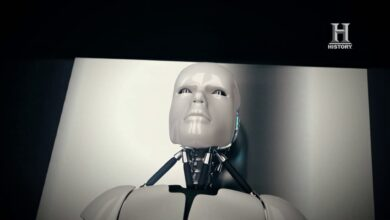 ALIENÍGENAS ANCESTRALES – Los robots del futuro