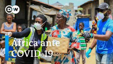 Especial Coronavirus: africa se enfrenta a la pandemia