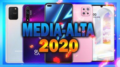 LOS MEJORES CELULARES GAMA MEDIA – ALTA DEL 2020 ¡ESTOS SI SON CALIDAD PRECIO!