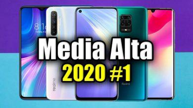 Top MEJORES Gama Media Alta CALIDAD PRECIO del 2020 #1