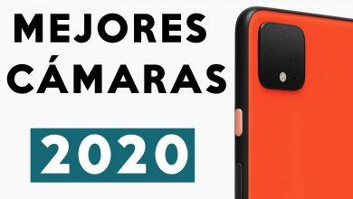TELÉFONOS CON MEJOR CÁMARA 2020 l MEJORES CÁMARAS DE TELÉFONOS 2020