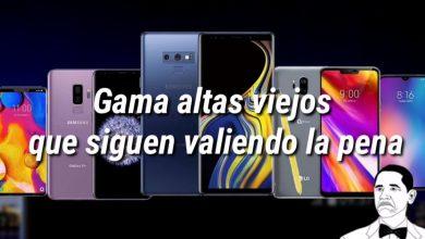 Los mejores celulares Gama alta viejos que siguen valiendo  la pena comprar