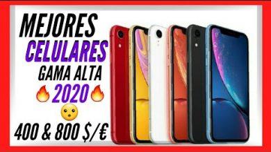 🚀7 MEJORES CELULARES gama alta 2020 calidad precio//TELEFONOS de 600 DOLARES *Verlos es COMPRARLOS*
