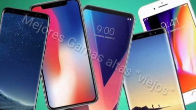 Mejores celulares gama alta antiguos que todavía valen la pena 2020