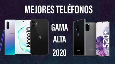 LOS MEJORES TELÉFONOS GAMA ALTA (Mayo 2020)    ¿Cuál comprar?