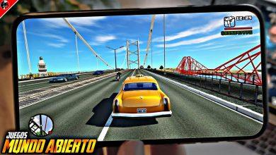 TOP 10 Mejores Juegos MUNDO ABIERTO!! Para Móviles Android & iOS 2020