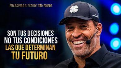 CÓMO TENER UN ÉXITO MASIVO, de estar en la quiebra a MILLONARIO! Tony Robbins