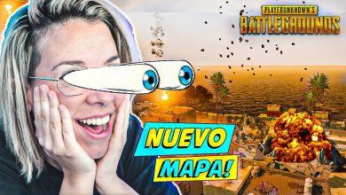 JUGANDO EL NUEVO MAPA KARAKIN, BOMBAS ADHESIVAS Y BUNKERS SECRETOS 🔥 Playerunknown's Battlegrounds