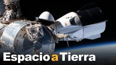 Espacio a Tierra: La guarida del Dragón: 10 de julio de 2020