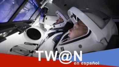Destacando nuestro próximo lanzamiento de astronautas desde Florida: TW@N – 1 de mayo de 2020