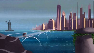 La urbanización y la evolución de las ciudades a través de 10.000 años – Vance Kite