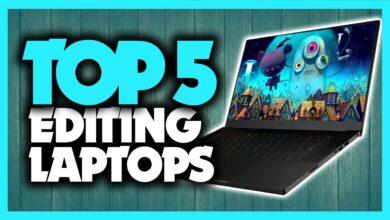 Las mejores computadoras portátiles para editar videos en 2020 [5 selecciones para cualquier presupuesto]