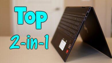 Las mejores computadoras portátiles 2 en 1 2021: HP Envy x360 vs Lenovo Flex 5 vs Dell Inspiron vs Acer Spin 3