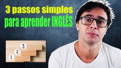 3 Passos Simples Para Aprender Inglês
