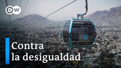 Abre en Ciudad de México el primer tramo de teleférico