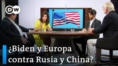 Biden y Europa: ¿juntos contra Rusia y China?   A fondo