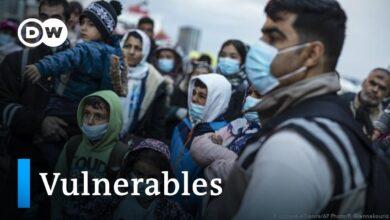 Perdedores en pandemia: refugiados y trabajadores migrantes