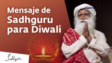 Mensaje de Sadhguru para Diwali 2020