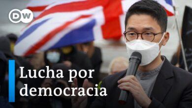 De Hong Kong al Reino Unido: huir para vivir en el exilio | DW Documental